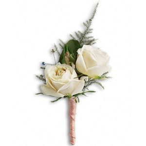 Sheer Boutonniere